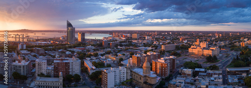 Montevideo aerial view - 259736446