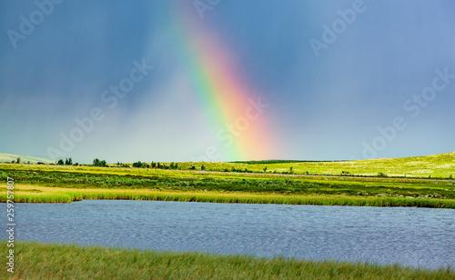 Regenbogen in Skandinavien © by-studio