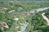 Fototapeta Fototapety z naturą - Veduta del Ponte Rio sa Picocca © Rodolfo