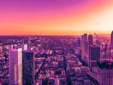 Frankfurt in ultra violet