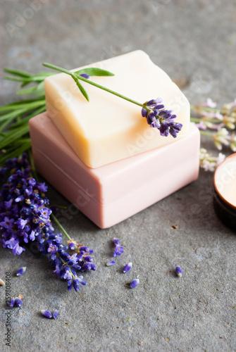 Lavender soap - 259808408