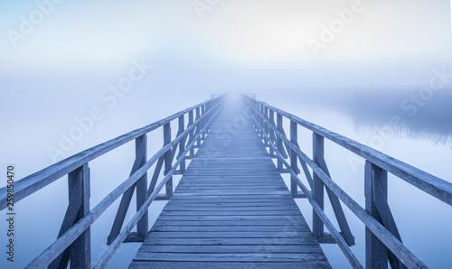 Steg Federsee © Jrgen