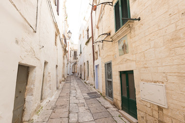 Ostuni, Puglia, Italien