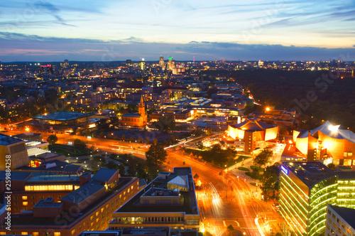 Berlin von oben © Sven Förter