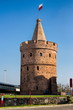 canvas print picture - Turm der sieben Mäntel in Szczecin, Polen