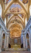 """Постер, картина, фотообои """"Naples Campania Italy. TheCertosa di San Martino"""""""
