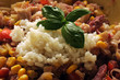 Leinwandbild Motiv Insalata di riso ft7106_2272