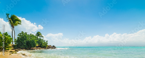 Bas du Fort shore in Guadeloupe - 259982266
