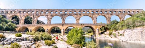 Le pont du Gard - 259990292