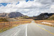 Leinwandbild Motiv Landscape scenery in south New Zealand
