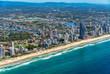 Surfers Paradise QLD Australia Aerials