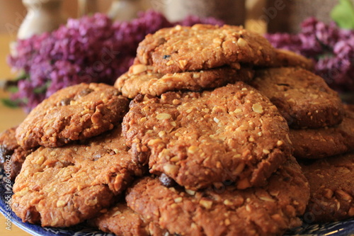 cookies with nuts © Анна Ю