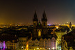 canvas print picture - Prag