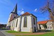 canvas print picture - Schöppenstedt: St.-Stephanus-Kirche (12. Jh., Niedersachsen)