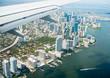 Quadro Aerial view of Miami