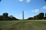 washington monument in the park