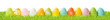 Leinwandbild Motiv Easter background concept.