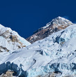 canvas print picture - Mount Everest