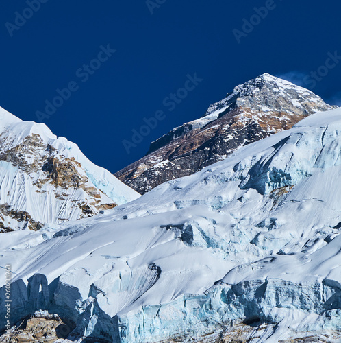 canvas print picture Mount Everest