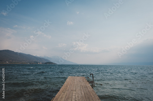 sea and blue sky © Georgi
