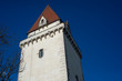 canvas print picture - Bergfried, Freistadt