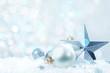 Leinwandbild Motiv Christmas.