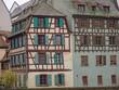 canvas print picture - Strassburg in frankreich
