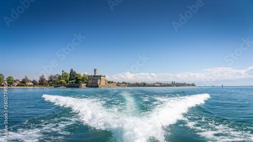 Leinwanddruck Bild Langenargen am Bodensee