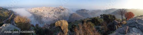 Panoramic of Toledo Spain - 260386092