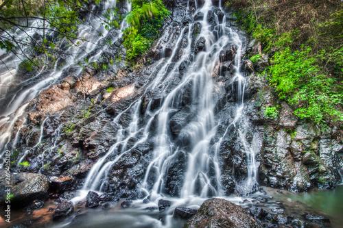 waterfall rocks - 260405089