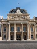 façade de l'École Militaire à Paris