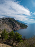 Gorgeus nature of Makarska riviera
