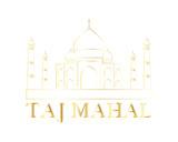Taj Mahal logo Vettoriale - Agra , India