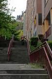 Fototapeta Fototapety na drzwi - Stairs © Laiotz
