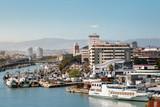 View on Pescara city