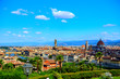 Quadro View of Florence from Piazzale Michelangelo