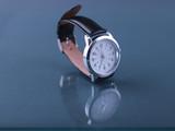 wrist watch with bracelet