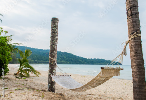 Beautiful beaches on Koh Kood, Trat, Thailand