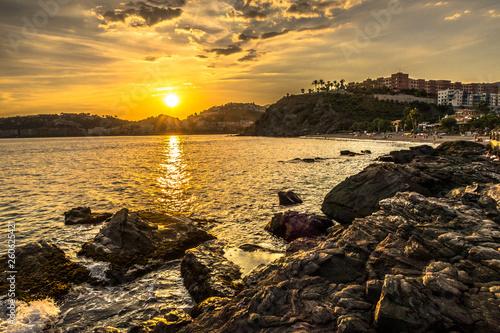 fototapeta na ścianę Playa Cabria