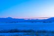 canvas print picture - rural scene of la conner