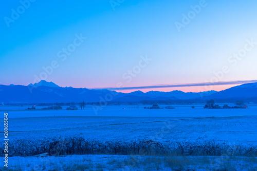 canvas print picture rural scene of la conner