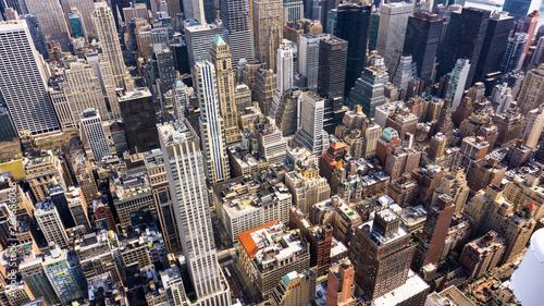 New York Buildings © Steve