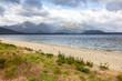 Quadro scenery at Lake Te Anau, New Zealand