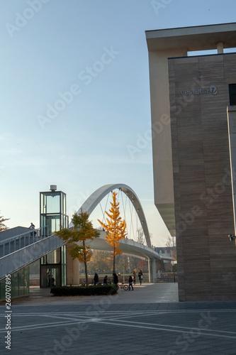 fototapeta na ścianę City of Maastricht Limburg Netherlands