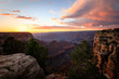 canvas print picture - Grand Canyon