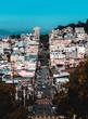 canvas print picture - San Francisco