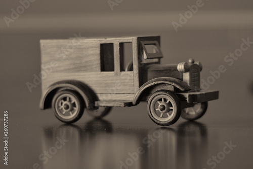 toy old car