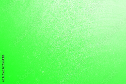Leinwandbild Motiv green abstract background