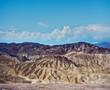 Zabriskie Point in Death Valley National Park , California - 260784839