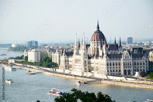 Budapest parliament (Hungary)